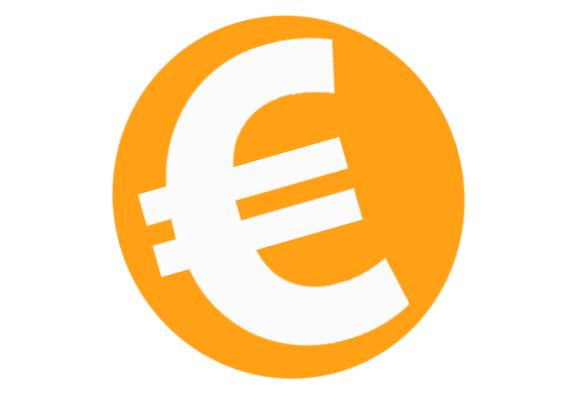 Geld - Euroteken