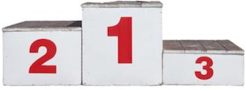 Wat is de beste zorgverzekering? De nummers 1, 2 en 3 op een rij!